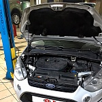 Ремонт Powershift Ford S-MAX # 1