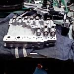 Ремонт мехатроника – замена электронной платы Пауэр Шифт Вольво S40 # 2